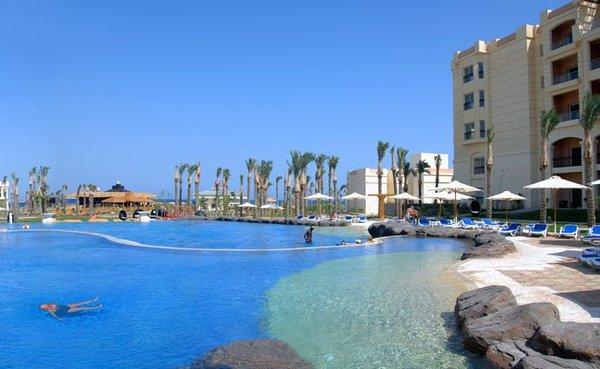 Egypte - Mer Rouge - Sahl Hasheesh - Hôtel Tropitel 5*