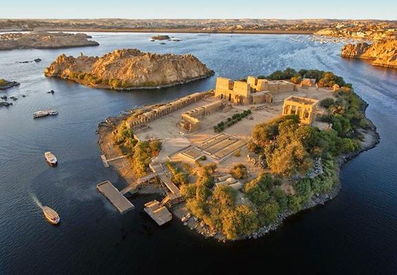 Croisière Rêverie sur le Nil et séjour Club Mercure 4*