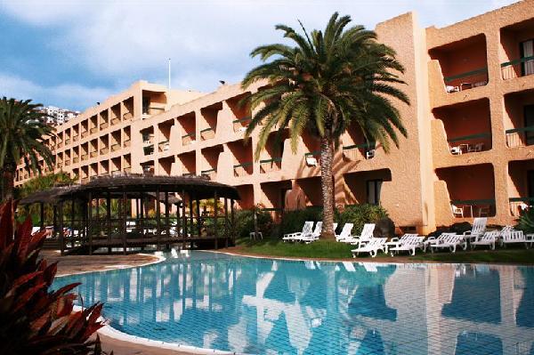 Madère - Ile de Madère - Hôtel Dom Pedro Garajau