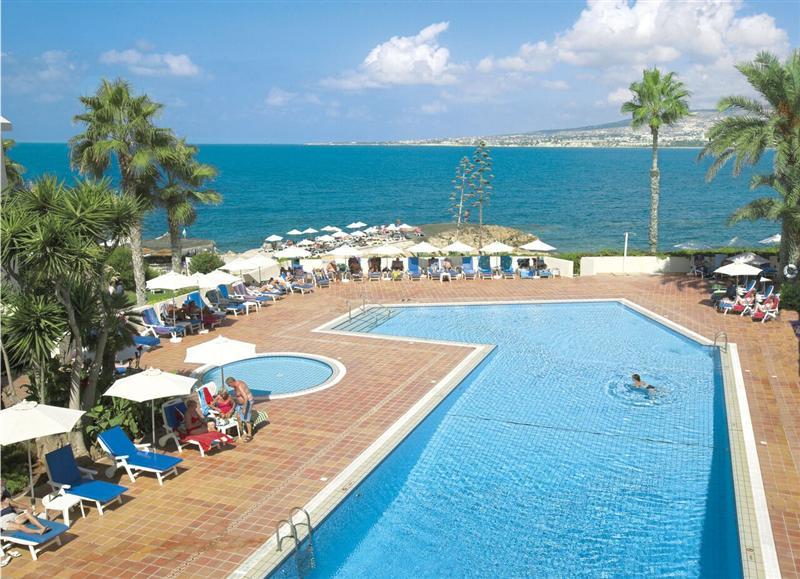 Hotel Club Cynthiana Beach Chypre