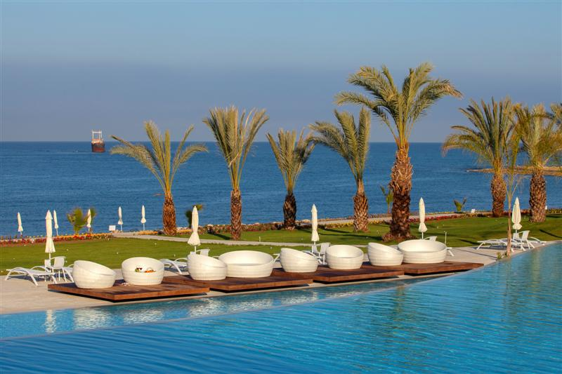 Chypre - Hôtel King Evelthon 5*