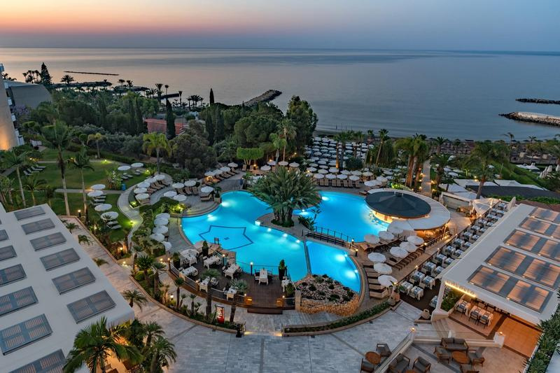 Chypre - Hôtel Méditerranean Beach 4*
