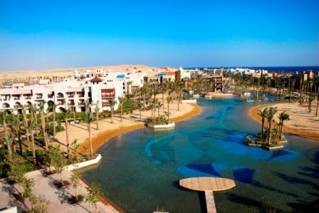 Siva Port Ghalib and Resort 5* Marsa Alam - voyage  - sejour