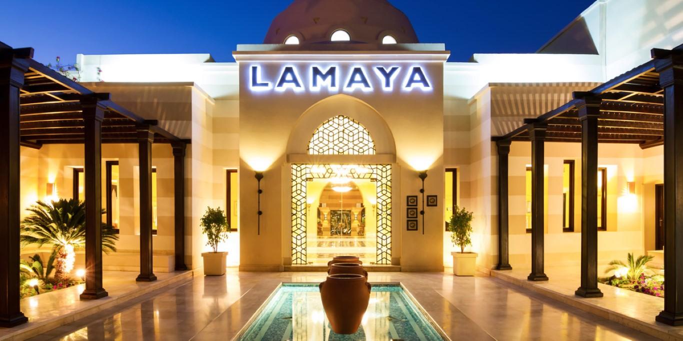 Jaz Lamaya Resort 5* - voyage  - sejour