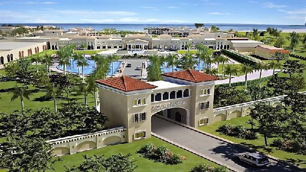 Egypte - Mer Rouge - Hurghada - Hôtel Jaz Aquamarine Resort 5*