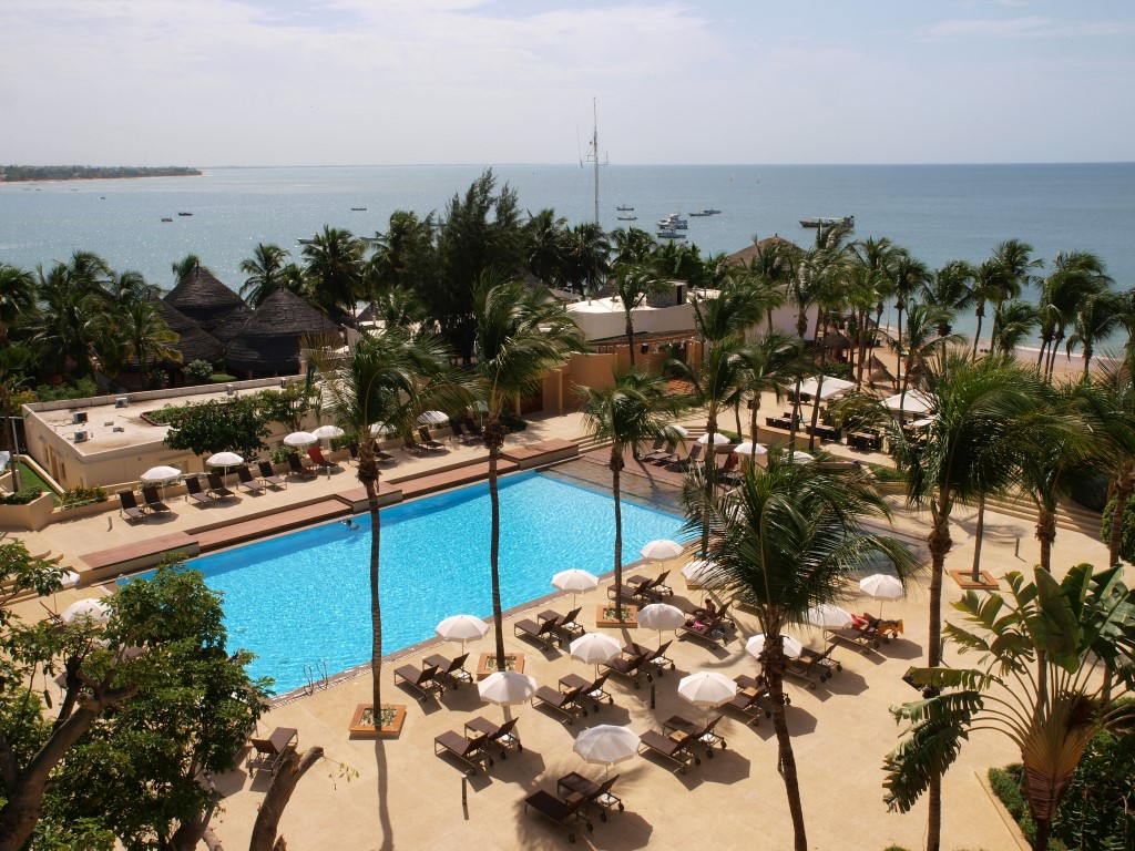 Hôtel palm beach 4*