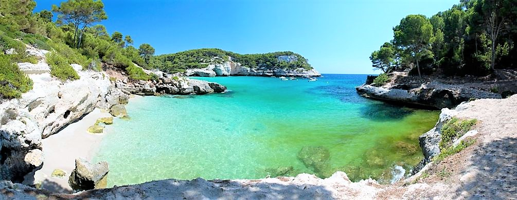 Voyage Baléares, séjour pas cher à Minorque