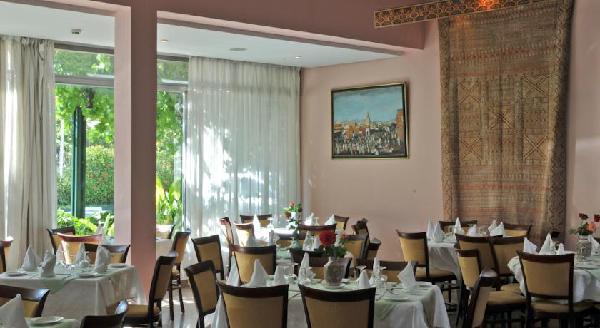 Maroc - Fès - Hôtel Volubilis 4*