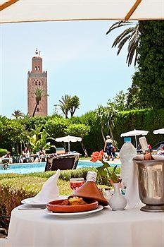 Maroc - Marrakech - Hôtel Chems 4*