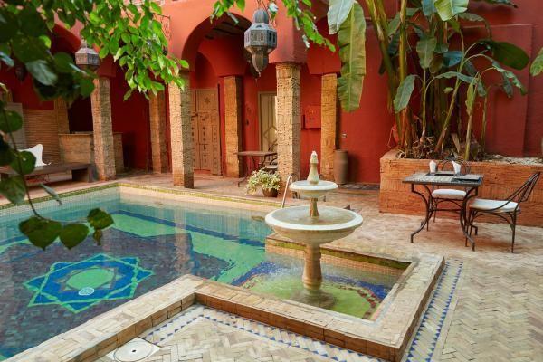Riad Les Jardins d'Henia - 1