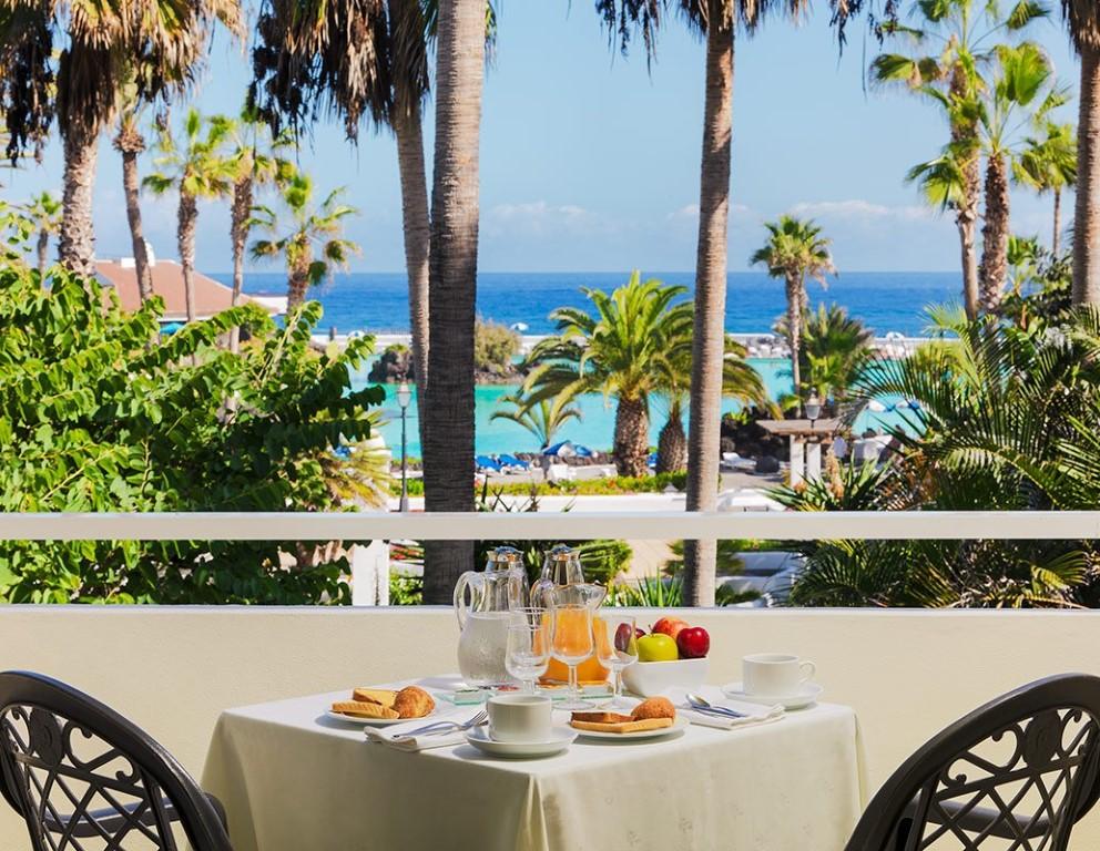 Canaries - Tenerife - Espagne - Hôtel H10 Tenerife Playa 4*