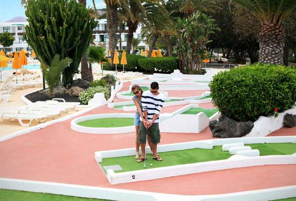 Canaries - Lanzarote - Espagne - Hôtel H10 Lanzarote Princess 4*