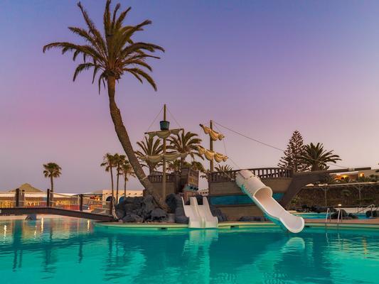 Canaries - Lanzarote - Espagne - Hôtel H10 Suites Lanzarote Gardens 4*