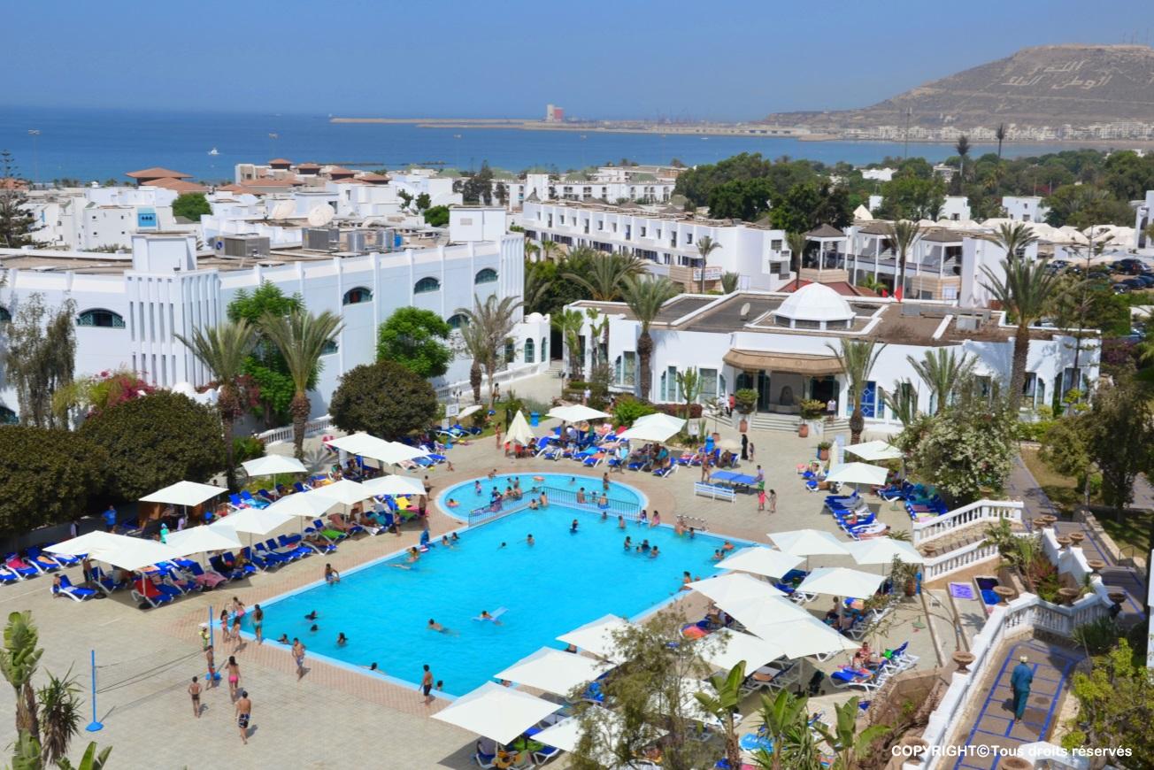 Maroc - Agadir - Hôtel Blue Sea Tivoli 4*