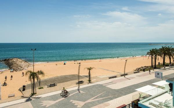 S jour dom jos beach h tel 3 voyage portugal s jour algarve for Sejour portugal