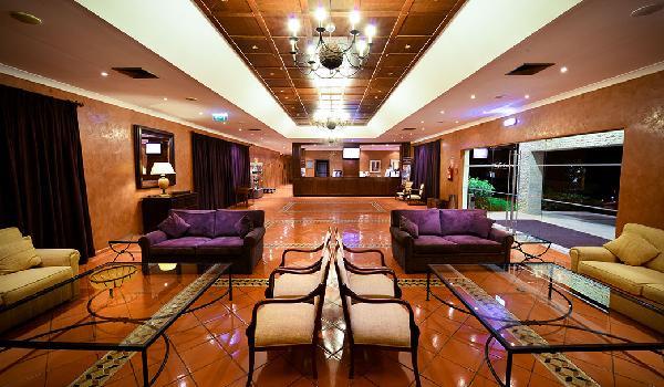 Portugal - Algarve - Hôtel Vila Albacora 4*