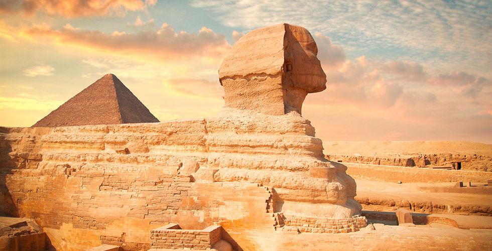Grandeur des Pharaons 5*