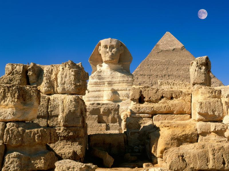 Ramsès 2: Croisière sur le Nil, les Pyramides et Alexandrie - 1