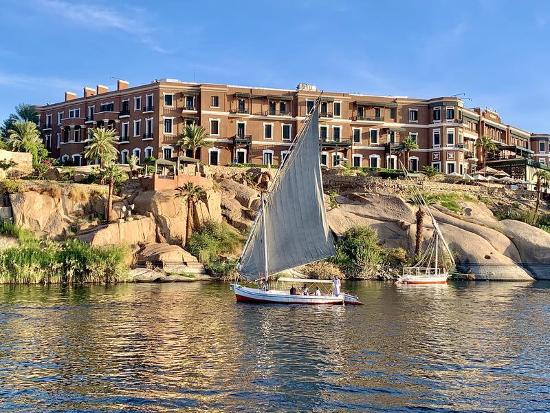 Egypte - Louxor et la vallée du Nil - Croisière Les Déesses du Nil et séjour Giftun Azur Resort