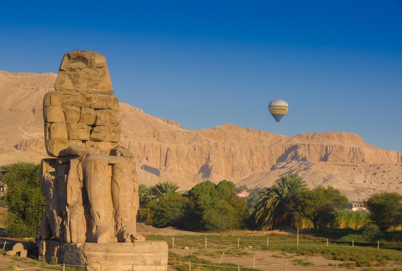 Egypte - Louxor et la vallée du Nil - Croisière Splendeurs du Nil & Rihana Resort 4*
