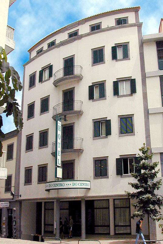 Madère - Ile de Madère - Hôtel Do Centro 3*