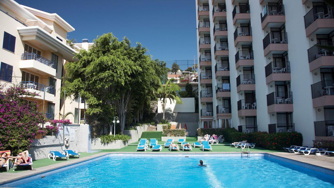 hotel dorisol buganvilia 3 ile de madere madere avec voyages leclerc travel evasion ref. Black Bedroom Furniture Sets. Home Design Ideas