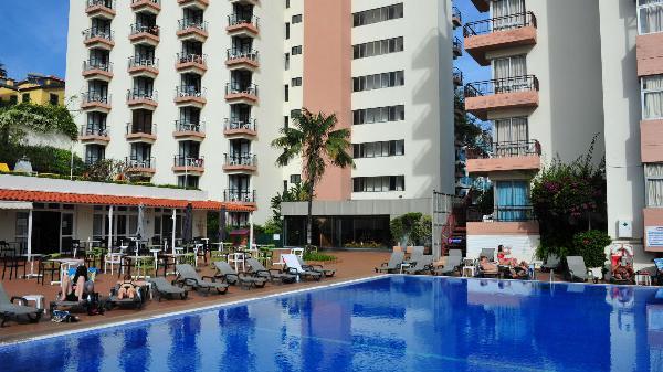 Madère - Ile de Madère - Hôtel Dorisol Buganvilia / Mimosa 3*