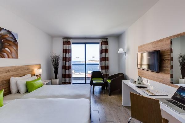 hotel seashells resort at suncret 4 malte avec voyages leclerc travel evasion ref 423126. Black Bedroom Furniture Sets. Home Design Ideas