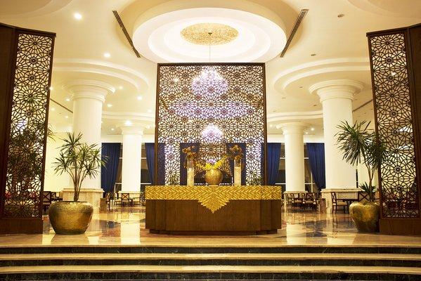 Egypte - Mer Rouge - Sahl Hasheesh - Hôtel Pyramisa Sahl Hasheesh 5*