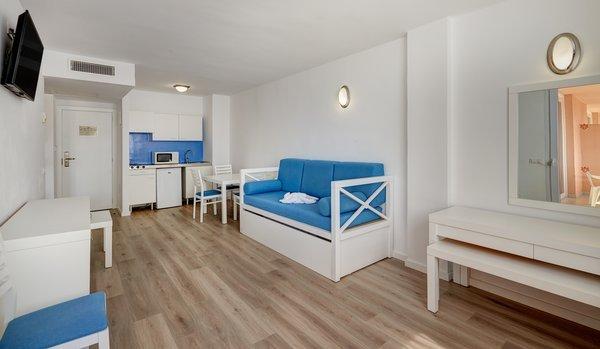 hotel hyb eurocalas 3 majorque baleares baleares espagne avec voyages leclerc travel. Black Bedroom Furniture Sets. Home Design Ideas