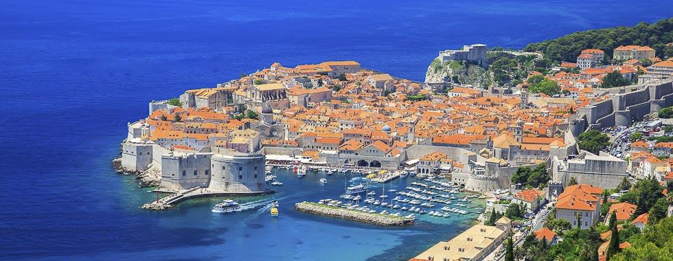 voyage Croatie, sejour hotel a Dubrovnik pas cher