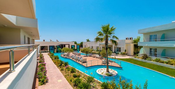 Afandou Bay Resort Suites 5* Adults Only - voyage  - sejour
