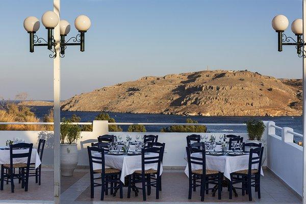 B_465_Voyage Rhodes vacances sejour hotel LINDOS VILLAGE 006