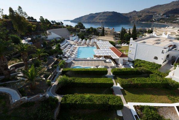 B_465_Voyage Rhodes vacances sejour hotel LINDOS VILLAGE 017