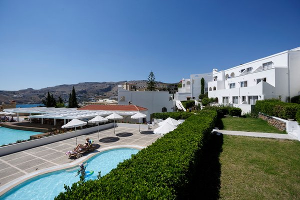 B_465_Voyage Rhodes vacances sejour hotel LINDOS VILLAGE 024