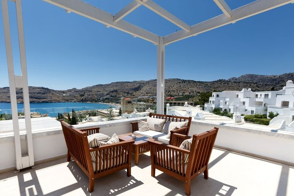 Lindos Village Hotel 5* - ADULT ONLY