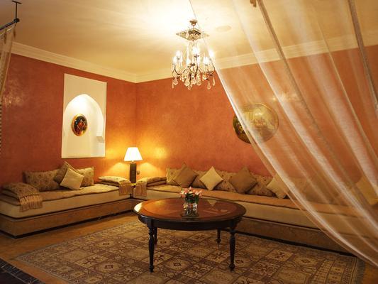 Maroc - Marrakech - Hôtel Atlas Asni 4*