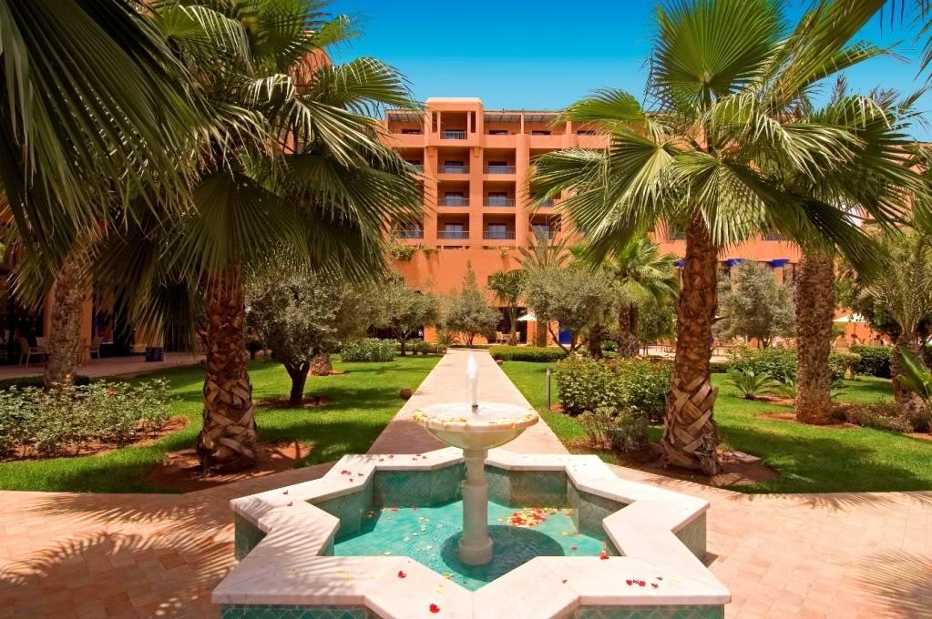 Hôtel Atlas Medina et Spa 5*