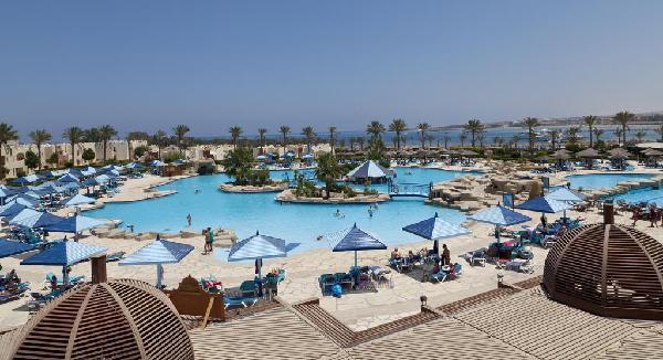 Egypte - Mer Rouge - Makadi Bay - Hôtel Sunrise Select Royal Makadi Resort 5*