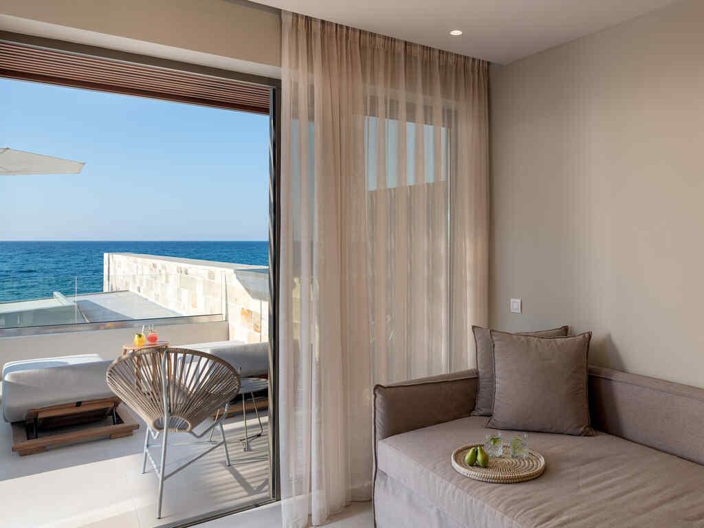 Crète - Grèce - Iles grecques - Hôtel Ikones Seafront Luxury Suites 5* (Adults Only)