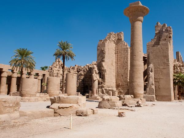 Combiné Croisière Secrets d'Egypte, Le Caire & hôtel Sunrise Crystal Bay - 1