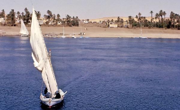 Rêverie sur le Nil & Albatros Aqua Vista