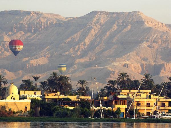 Croisière Rêverie sur le Nil et séjour Serenity Fun City 5*