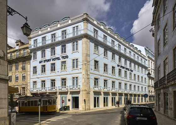 Portugal - Lisbonne - My Story Tejo Hôtel 3*