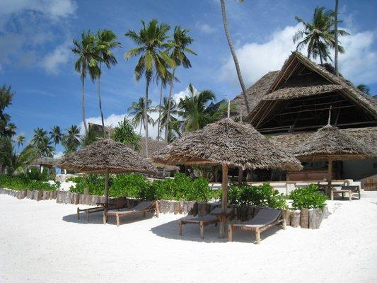 Sunshine Hôtel Zanzibar 4*