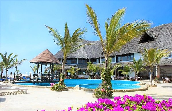 Hôtel Jacaranda Indian Ocean Beach Resort 4*