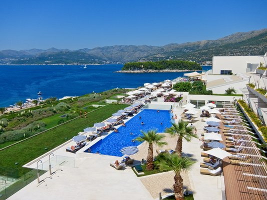 Croatie - Dubrovnik - Valamar Collection President Dubrovnik Hotel 5*