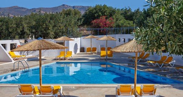 Crète - Grèce - Iles grecques - Hôtel Vasia Ormos 4* ( adult only )