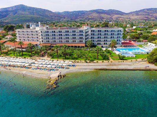 Hôtel Bomo Calamos Beach Hotel 3* - 1