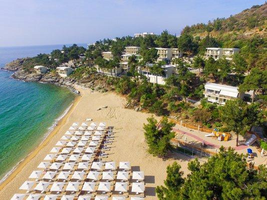 Hôtel bomo tosca beach 4*